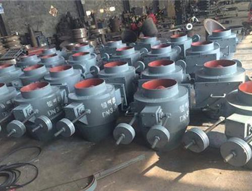 山东煤粉管道锁气器